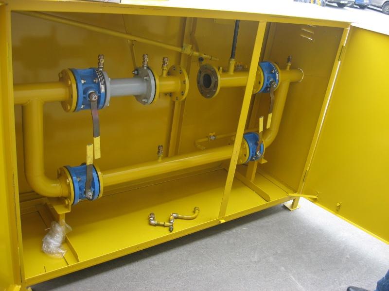 оборудование для учета и расхода газа